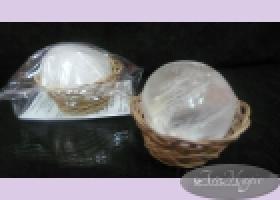 Кристалл свежести 55 гр СОЛО в кокосовой корзинке и пакете