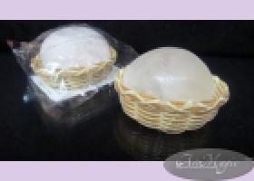 Кристалл свежести 80 гр МИНИ  в кокосовой корзинке и пакете