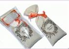 Аромасаше ОRANGE&CINNAMON (апельсин и корица), в тканевом мешочке,  h160*70мм, ТМ Aromatte