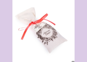 Аромасаше ROSE (Роза), в тканевом мешочке, h160*70мм, ТМ Aromatte