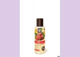 Косметическое масло для волос и тела с экстрактом КЛУБНИКИ, ТМ Bliss Organic