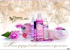 Рекламный плакат ТМ ChocoLatte   №1, h420*594мм (розово-клубничный)