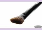 КИСТЬ R225 со скошенным срезом для румян и бронзера, ворс: L29/17 мм, D21 мм, материал ворса: имитация белки+коза, ТМ ChocoLatte