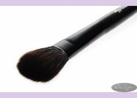 КИСТЬ R223 для пудры, румян, вуали, ворс: L39 мм, D21 мм, материал ворса: имитация белки+коза, ТМ ChocoLatte