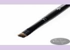 КИСТЬ R071 со скосом для теней (для бровей, ресничного края),  ворс: L7/4 мм, D8 мм, материал ворса: имитация мангуста, ТМ ChocoLatte