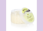 Крем-скраб для тела СОРБЕ сахарный ВИНОГРАД с соком винограда, ТМ ChocoLatte, 280 гр.
