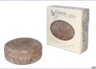 Твёрдый шампунь МОККА для тусклых и ослабленных волос, 60 гр, TM ChocoLatte