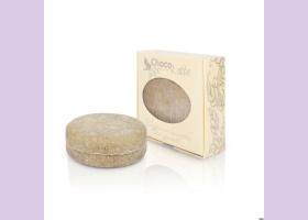 Твёрдый шампунь ЖИВА для восстановления поврежденных и всех типов волос, 60 гр, TM ChocoLatte
