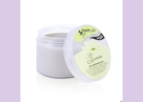 Крем-пилинг для умывания ЗЕЛЕНАЯ НУГА  очищение, для проблемной кожи, ТМ ChocoLatte
