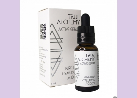 Сыворотка для лица Pure Low Hialuronic Acid 1,3%, 30 мл, ТМ TRUE ALCHEMY