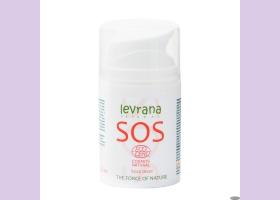 Крем для лица SOS, 50мл, ТМ Levrana