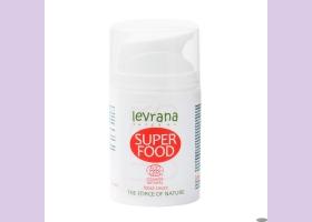 Крем для лица SUPER FOOD, 50мл, ТМ Levrana