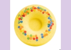 Бурлящий пончик ТУТТИ-ФРУТТИ / арома-средство для ванны, 130 гр, ТМ  Мыловаров