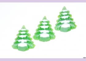 Мыльное ассорти/новогоднее: ЕЛОЧКА, 35гр/шт