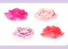 Мыло ручной работы/цветок 3D  РОЗОЧКА, 55 гр.