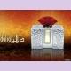 Духи натуральные масляные DALIA (Далия),  жен., Бахрейн, ТМ Syed Junaid Alam