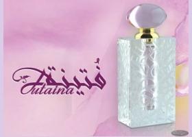 Духи натуральные масляные FUTAINA (Футейна),  жен., Бахрейн, ТМ Syed Junaid Alam