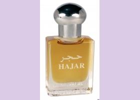 Духи натуральные масляные HAJAR (Хаджар), унисекс, 15мл,  Al Haramain,  ОАЭ