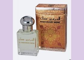 Духи натуральные масляные HARAMAIN MUSK (Харамайн мускус ), унисекс, 15мл,  Al Haramain,  ОАЭ