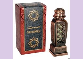 Духи натуральные масляные SATURDAY (Суббота ), унисекс, 15мл,  Al Haramain,  ОАЭ
