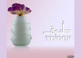 Духи натуральные масляные TIYOOF (Тиуф),  жен., Бахрейн, ТМ Syed Junaid Alam