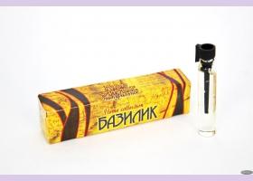 Эфирное натуральное масло БАЗИЛИК 1,5 мл