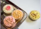 Десерты (шары бурлящие) для ванн ТМ Мыловаров