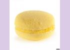 Бурлящий  шар МАКАРУН ВАНИЛЬНЫЙ (арома-средство для ванн), 50 гр., Мыловаров ТМ