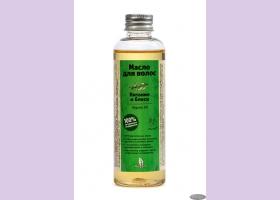 Масло для волос ПИТАНИЕ и БЛЕСК, 100 мл,  Мыловаров ТМ