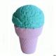 Бурлящий шар-МОРОЖЕНОЕ БАБЛ ГАМ /арома-средство для ванн/180 гр./Мыловаров ТМ