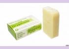 Натуральное мыло ручной работы (органическое) ОГУРЕЧНОЕ, 80 гр. в коробочке, ТМ Мыловаров