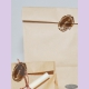 Бренд-стикер (наклейка овал), d=40 mm ТМ ChocoLatte